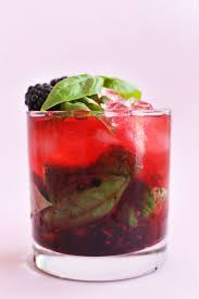 watermelon mojito blackberry basil mojito minimalist baker recipes