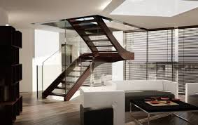 Free Standing Stairs Design Free Standing Stairs