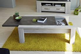 Coffee Table With Storage Uk - malmo contemporary coffee table with storage in portofino grey