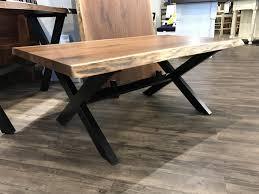 100 curio coffee table bookcase curio black rustic coffee