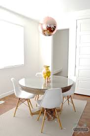 tom dixon copper chandelier dining the diningroom pinterest