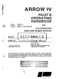 100 piper arrow ii flight manual just flight carenado pa 28