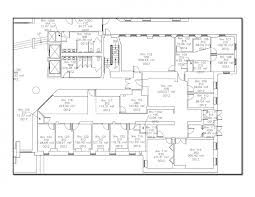 Cafeteria Floor Plan by Facilities Penn Gse