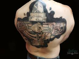 turbo and piston tattoo engine tattoo designs pictures to pin on pinterest tattooskid