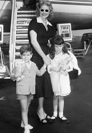 lucille ball with her kids rare photos lucille ball u0027s family