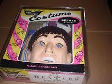 Beatles Halloween Costumes Beatles Display Ebay
