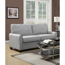 Pulaski Living Room Furniture Pulaski Furniture Dennison Gray Polyester Sofa Ds 2637 680 409