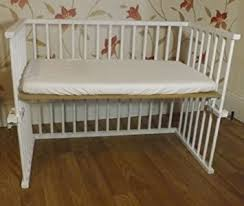 Next To Bed Crib New Baby White Next To Bedside Crib Next To Bed Side By Side
