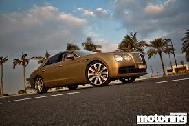 2015 bentley flying spur v8 reviewmotoring middle east car news