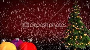 falling snowflake christmas lights christmas red background with snowflakes falling snow holiday xmas