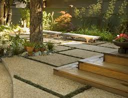 Exposed Aggregate Patio Stones Exposed Aggregate And Pavers Houzz