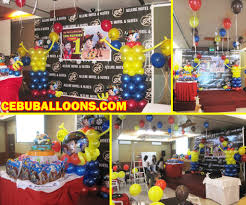 toy story cebu balloons and party supplies