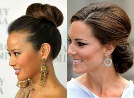 6 top trendy updo hairstyles 2017 spring buns hair trends 2017