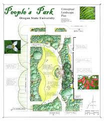 Map Of Corvallis Oregon by People U0027s Park Finance And Administration Oregon State University