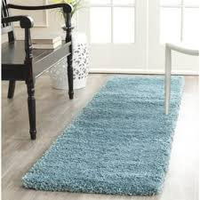 Aqua Runner Rug Blue Runner Rugs For Less Overstock