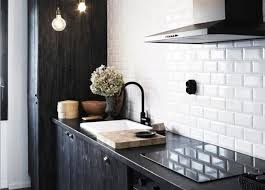 Favorites Textural White Tile Backsplashes Subway Tile - Beveled subway tile backsplash