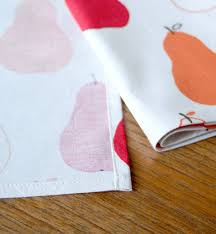 diy wednesdays cloth napkins design sponge