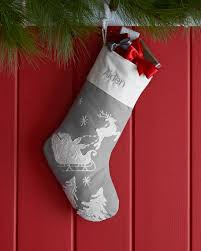 sleigh trees gray
