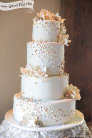 wedding cake pearl idea in 2017 bella wedding