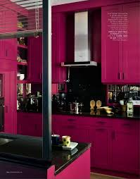 Red And Black Kitchen Cabinets by Best 20 Pink Kitchen Cabinets Ideas On Pinterest Pink Cabinets