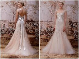 lhuillier wedding gowns lhuillier 2014 fall collection blush wedding dresses