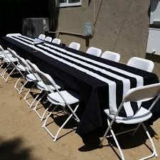 Party Tables And Chairs For Rent Los Angeles Party Rentals Table Rentals Party Table U0026 Chairs