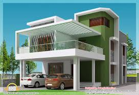 Small Modern Homes Beautiful  BHK Contemporary Modern Simple - Beautiful small home designs