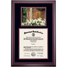 of alabama diploma frame of south carolina diploma frames diploma display ocm