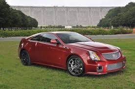 cadillac cts v coupe drive 2011 cadillac cts v coupe review leftlanenews