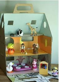 comment faire une cabane dans sa chambre 5 maisons de poupées à faire soi même