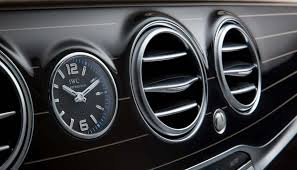 bentley bentayga interior clock the most stunning clocks to grace a car u0027s dashboard robbreport