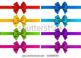 colorful ribbon colorful ribbons free vector stock graphics images
