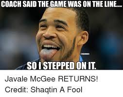 Javale Mcgee Memes - 25 best memes about shaqtin a fool shaqtin a fool memes