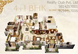 luxury apartment plans luxury 4 bedroom apartment floor plans home design ideas
