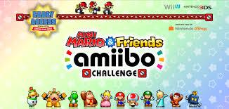Challenge Site Mini Mario Friends Amiibo Challenge Archives Nintendo Everything