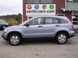 honda crv blue light earthy cars earthy car of the week blue 2008 honda cr v lx 4wd