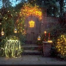 the 25 best outdoor fairy lights ideas on pinterest garden