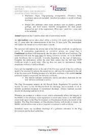 Sle Letter Certification No Pending Case Transocean Offshore Operation 3