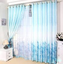 Baby Blue Curtains Baby Blue Curtains Teawing Co