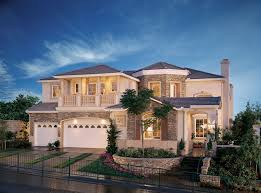 2 story homes 2 story homes with balconies home design features an