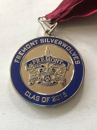 graduation medals fremont high school s awkward typo on graduation medals