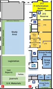 university library floor plan william r lederman law library queen u0027s university library