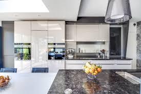 cuisine familiale cuisine familiale avec ensemble iq700 contemporain cuisine