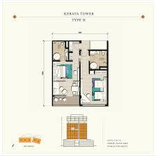 100 setia walk floor plan icon city u2013 icon residenz 2