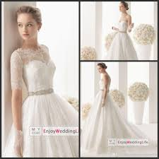 wedding dress with bolero a line wedding dresses buy free lace bolero a line lace