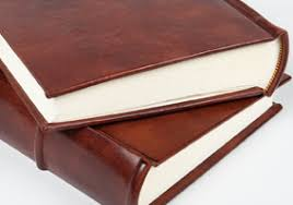leather bound photo albums legatoria koinè leather journals decorated papers writing