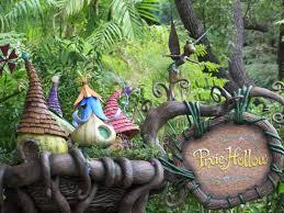 pixie hollow fairy garden u2013 epcot disney world fl