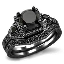 Diamond Wedding Rings For Women by Black Wedding Rings Womens Wedding Rings Wedding Ideas And
