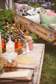 backyard movie night party entertaining ideas wedding