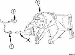 2001 dodge dakota headlight assembly how do i replace a headlight on a 2001 dodge durango